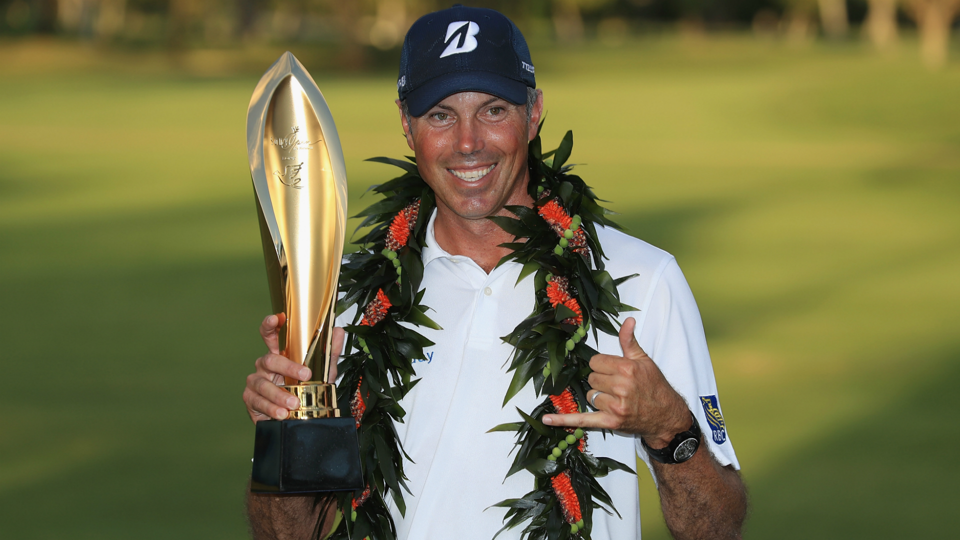 Kuchar claims Sony Open title