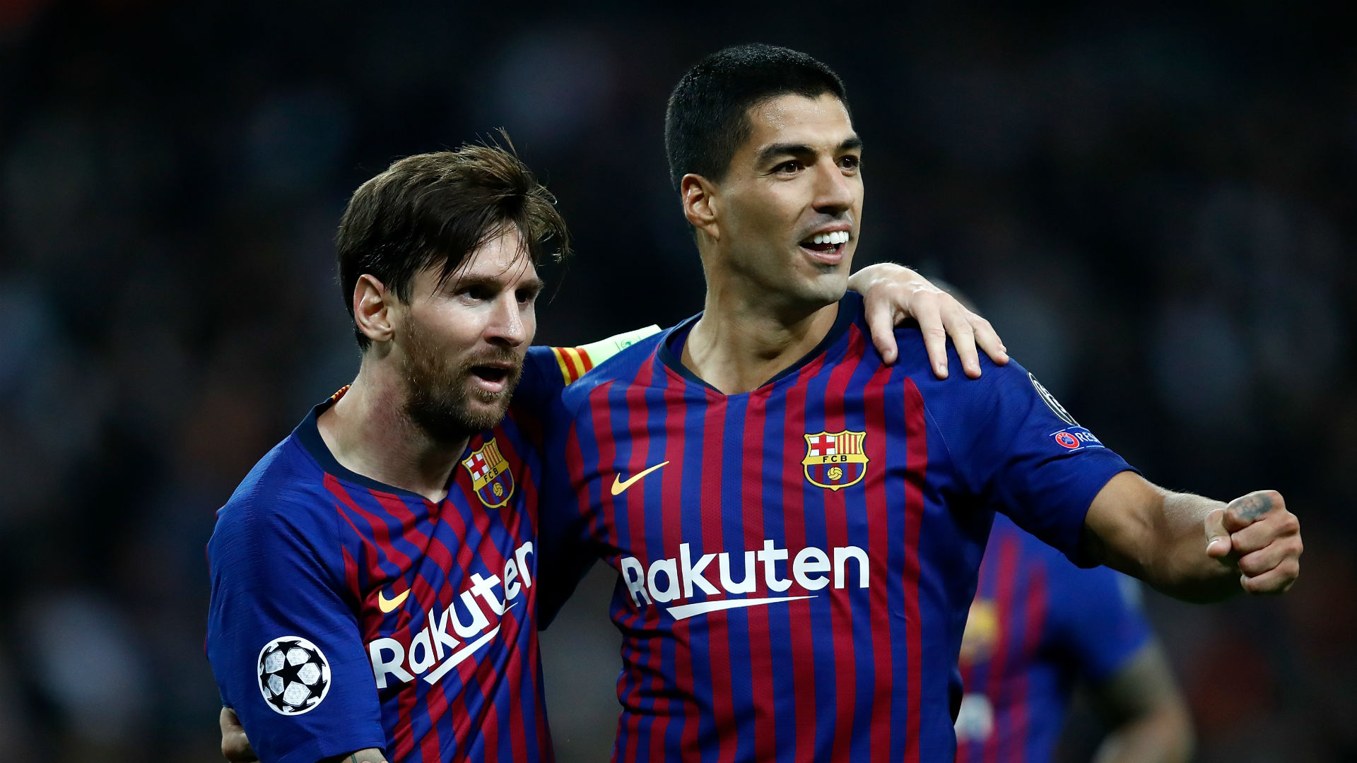 Deadly duo Messi and Suarez outscoring LaLiga teams