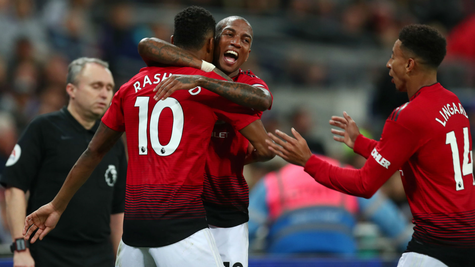 Tottenham 0 Manchester United 1: De Gea the star as Solskjaer passes first real test