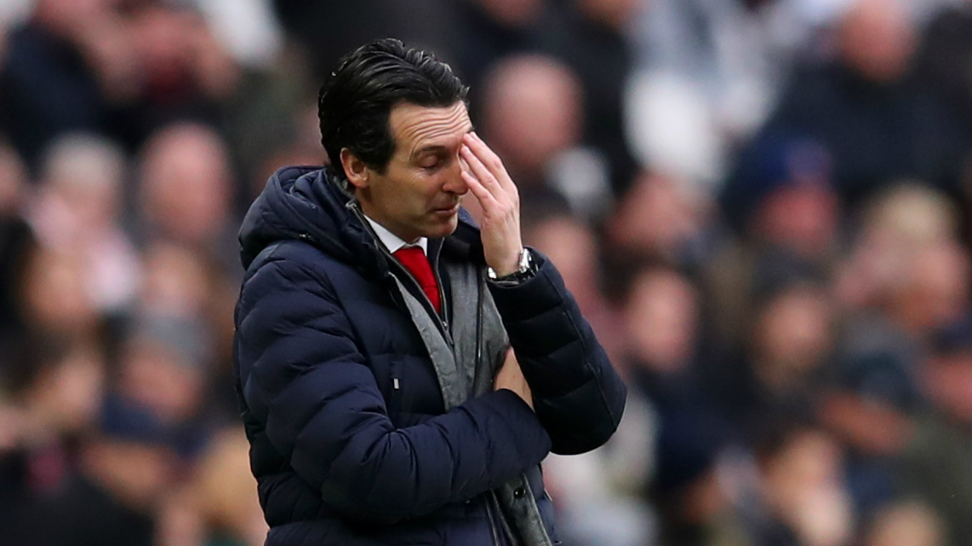 Emery: Champions League qualification more difficult for Arsenal