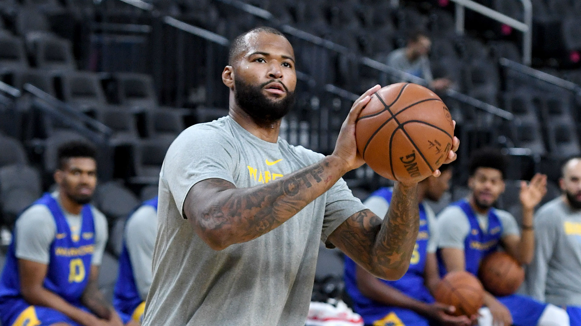 Returning Cousins calls Warriors 'the most hated team in sports'