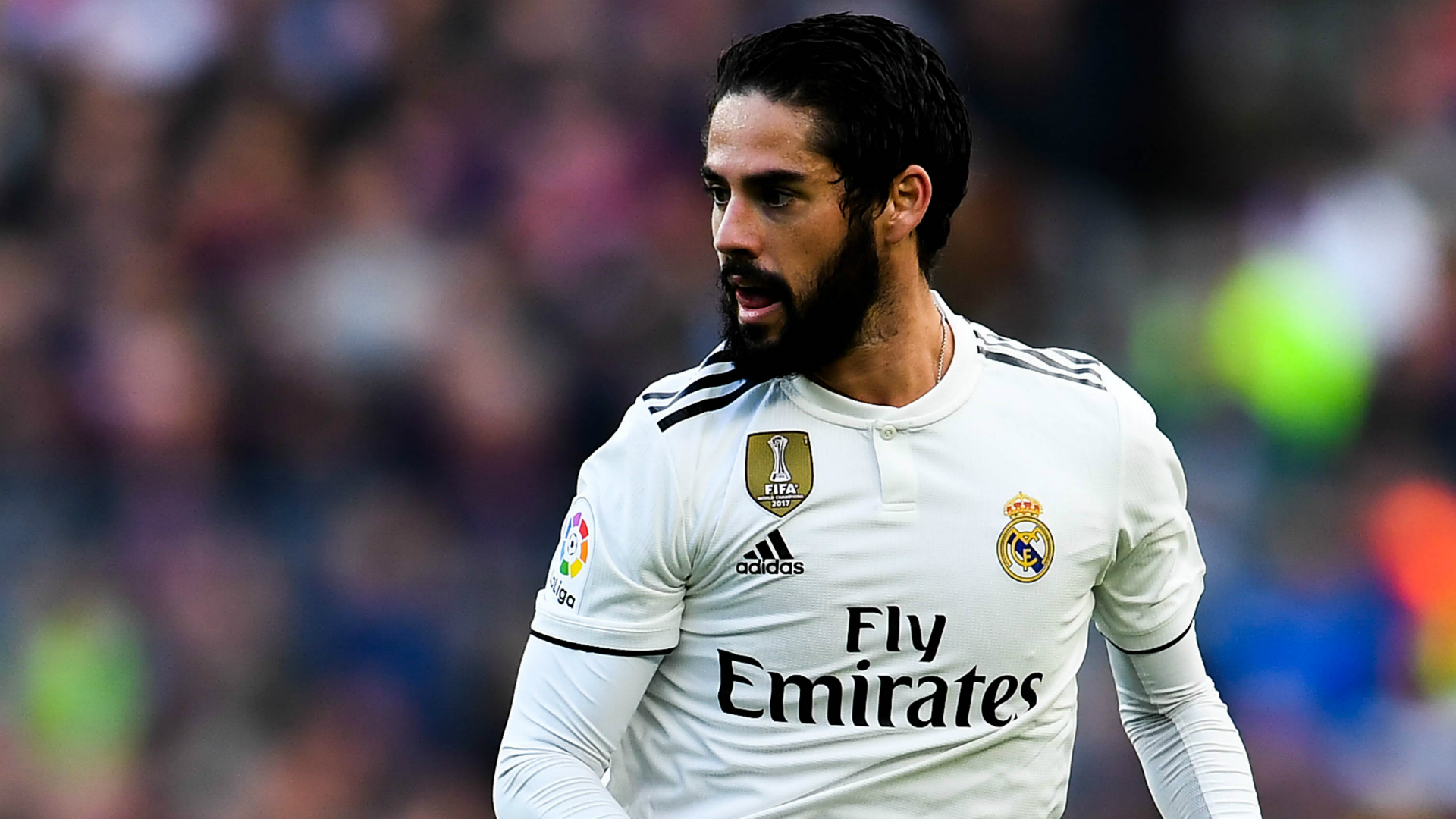 Van der Vaart: Isco the best player in the world