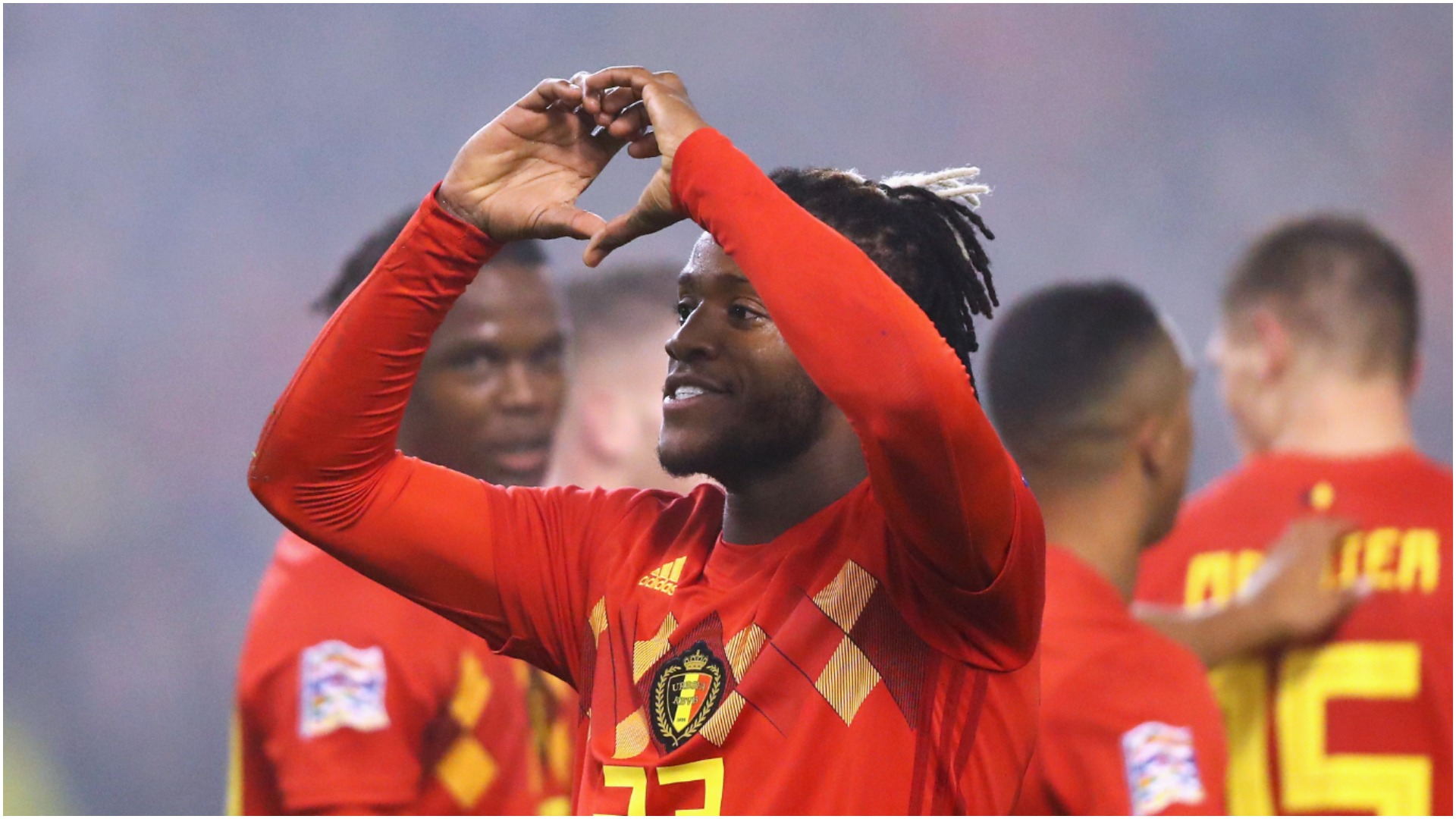 Monaco confirm Batshuayi talks