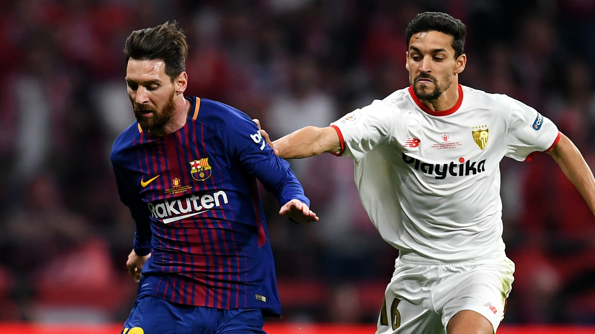 Copa del Rey draw: Barcelona to meet Sevilla in quarter-finals