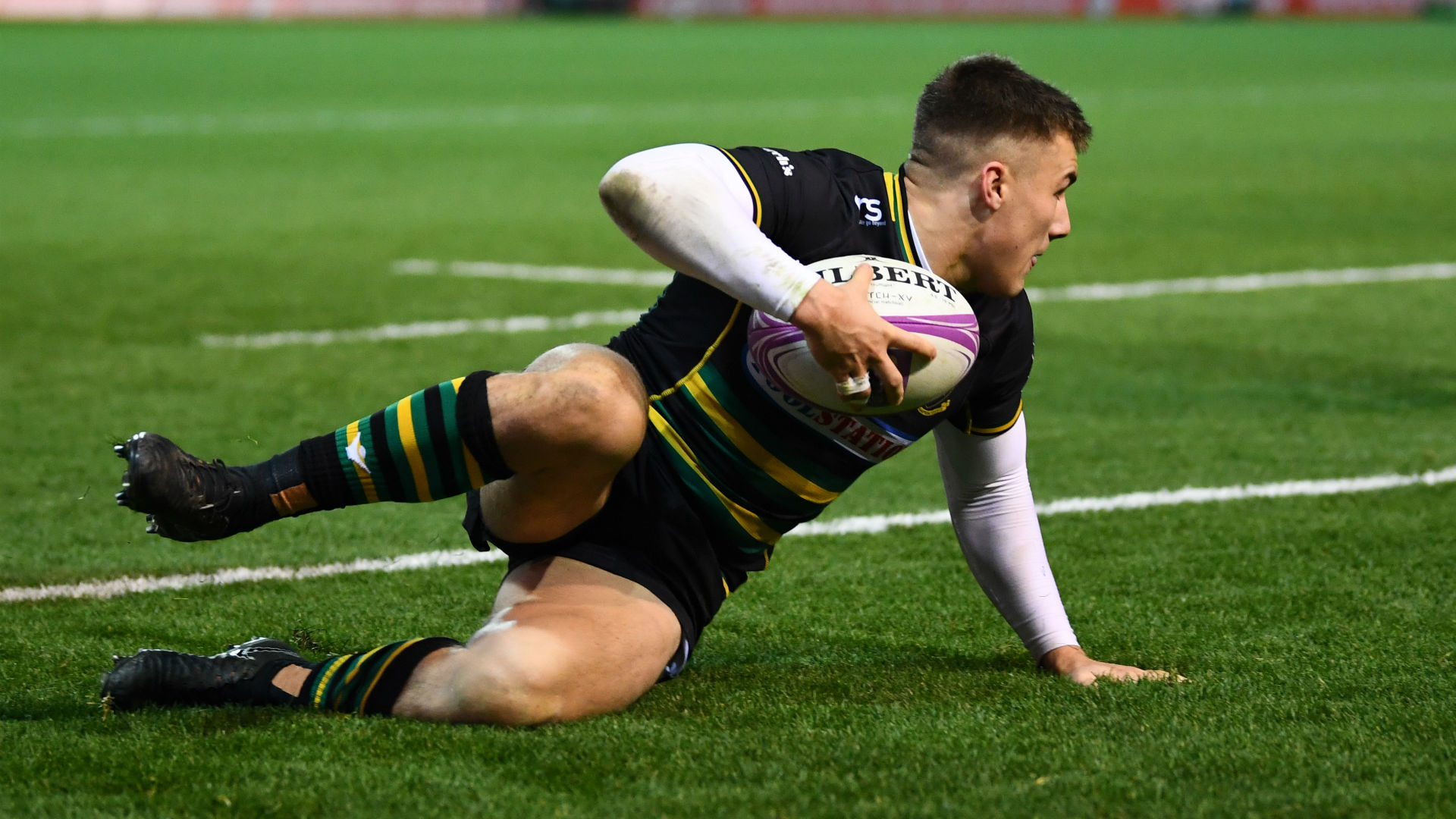 Saints show no mercy, score 111 in rout of Timisoara Saracens