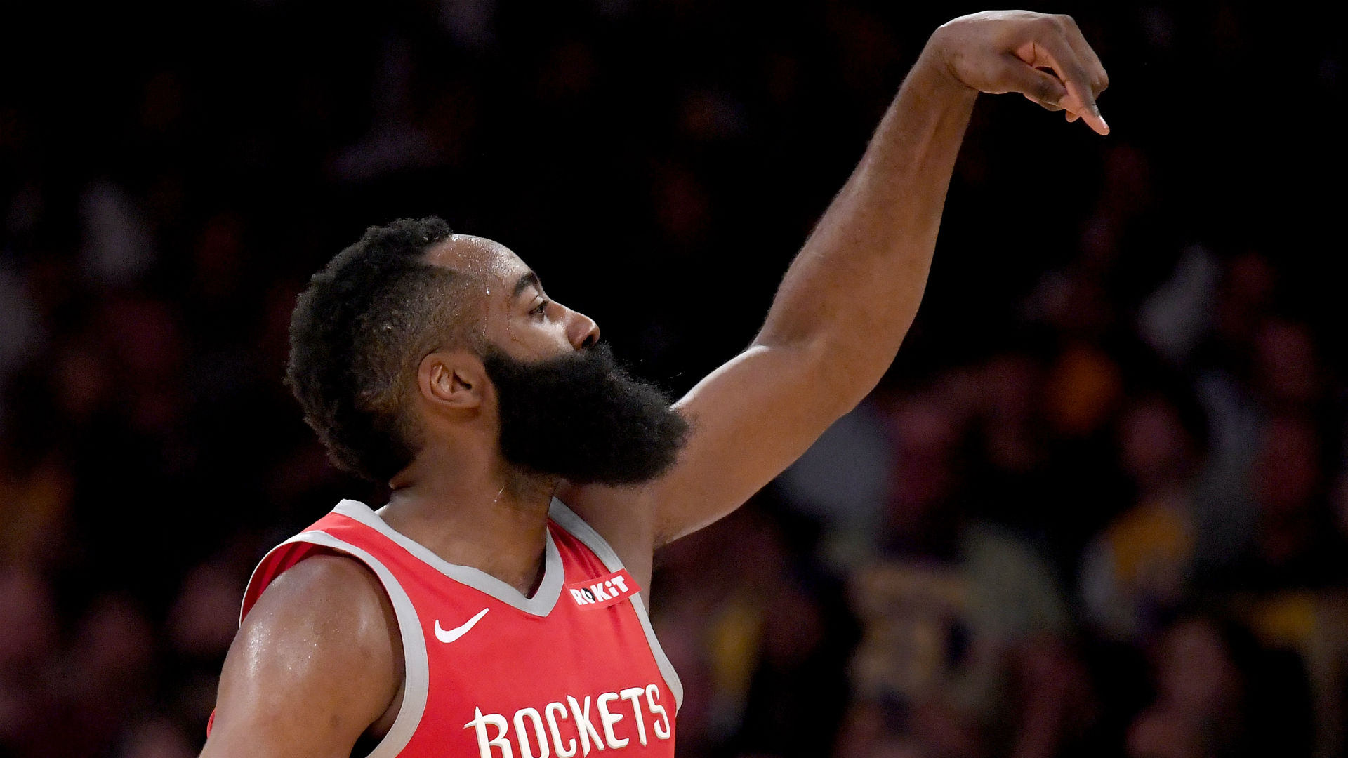Walton has one goal for Lakers-Rockets matchup: Keep Harden under 50 points
