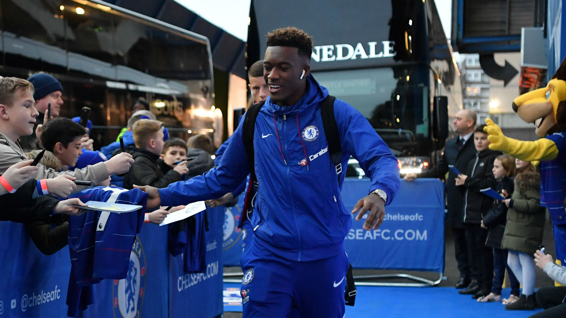 Hudson-Odoi 'an outstanding talent' - Bayern great Ballack hails Chelsea youngster