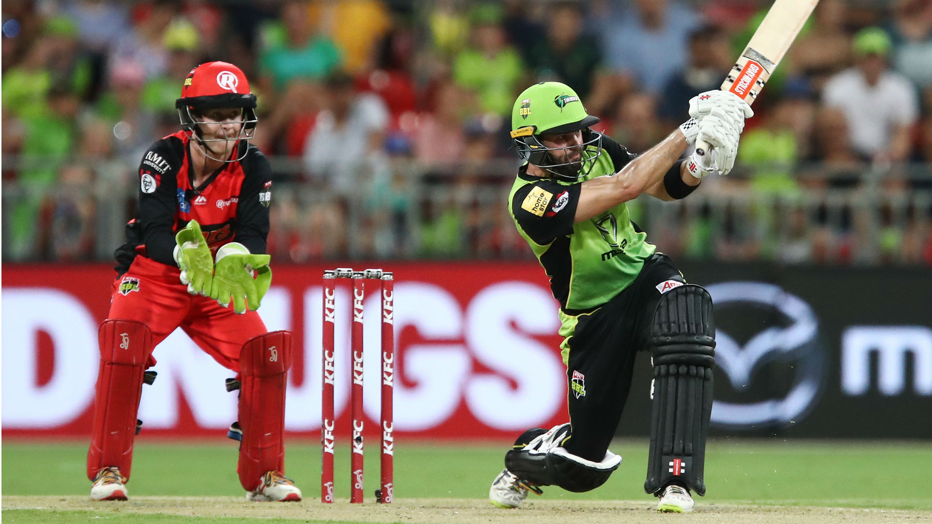 Thunder frustrations continue against Renegades