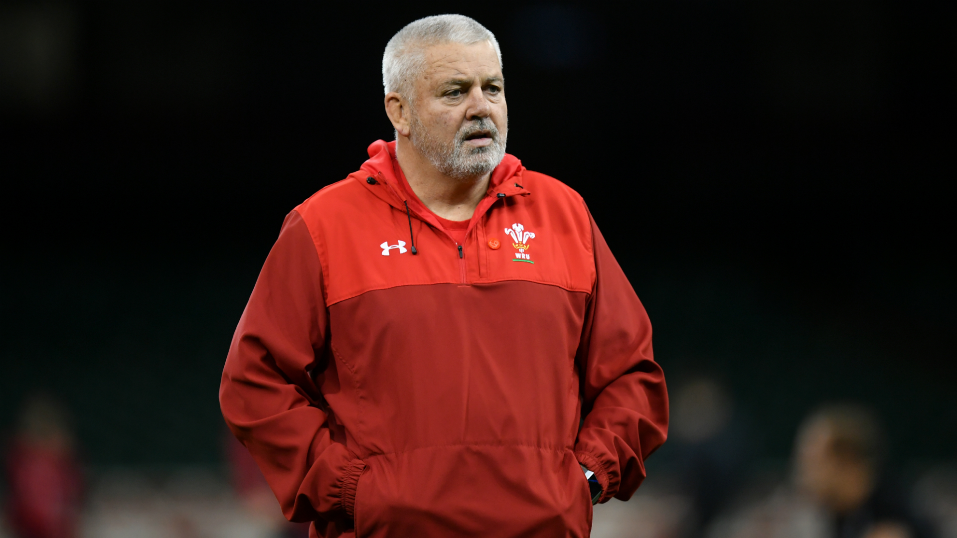 Gatland waiting on 'concrete' offers