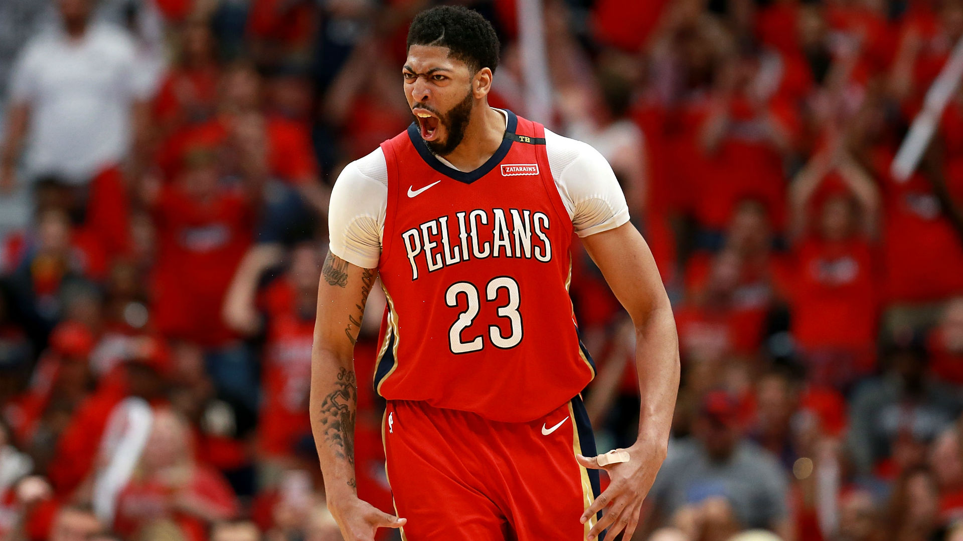 Pelicans star Davis injury to see hand specialist
