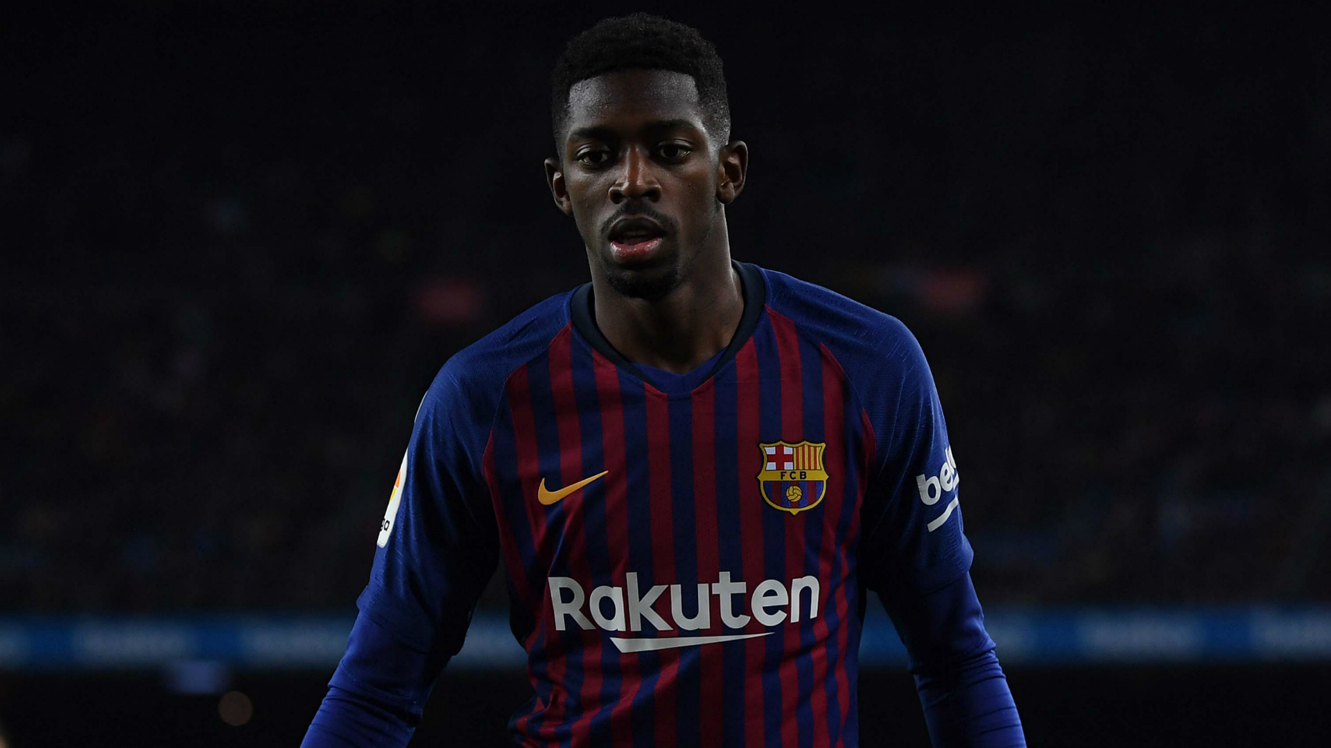 Barcelona right to fine 'complicated' Dembele, says Ter Stegen