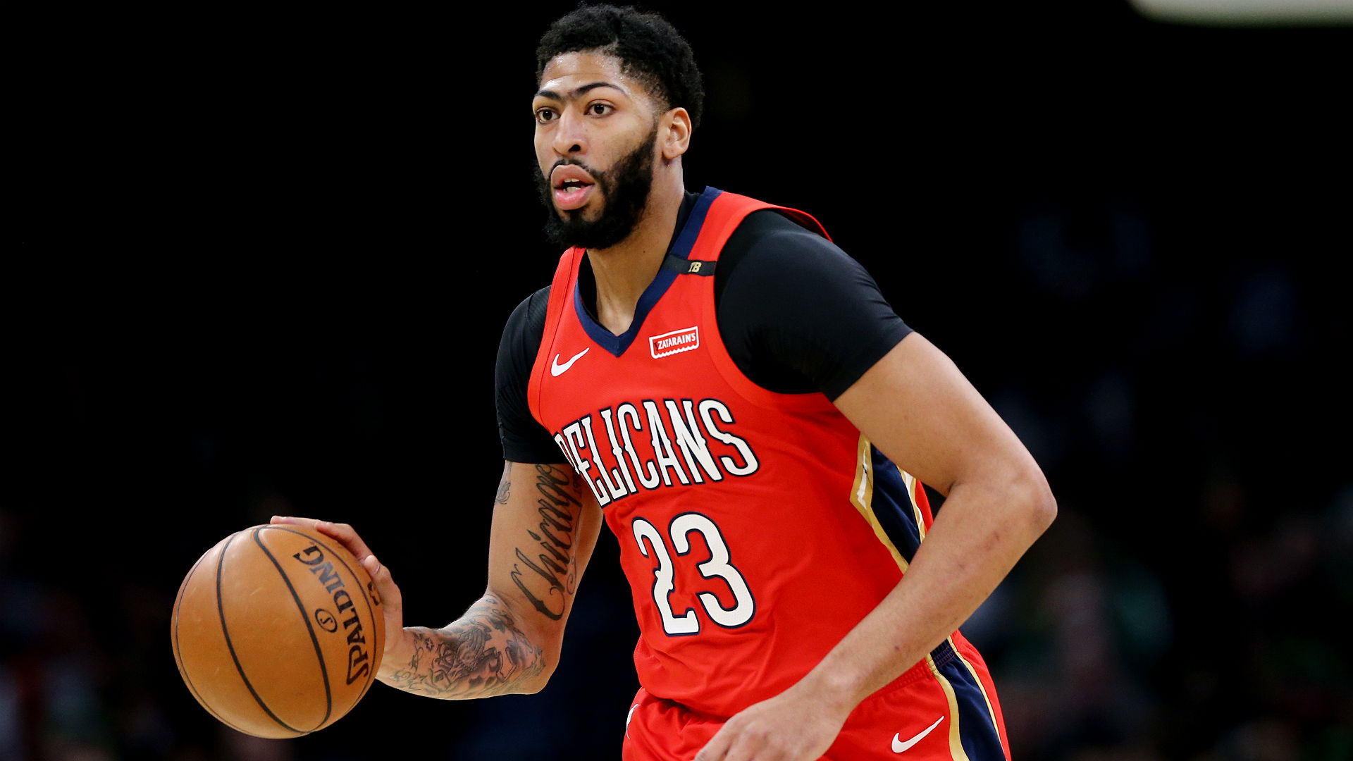 Pelicans star Davis could return next week, agent says