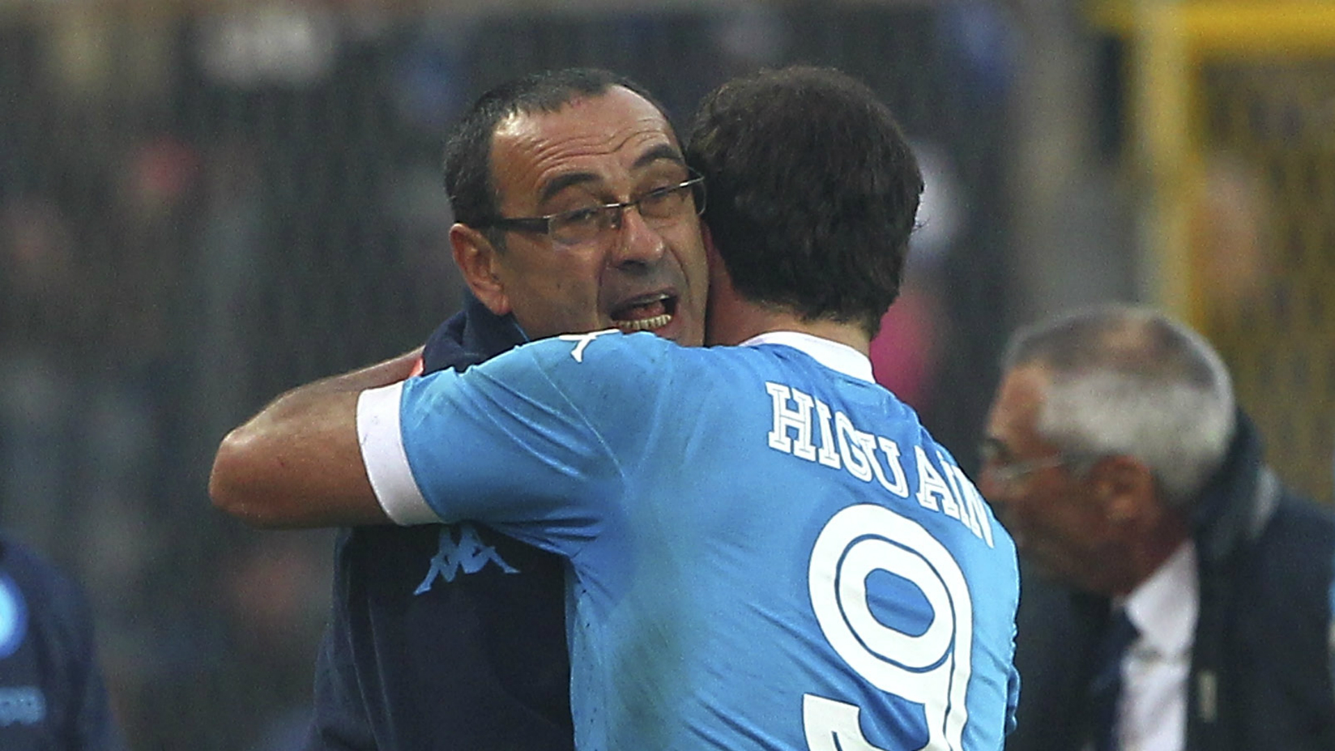 Humble Higuain excited by Sarri reunion