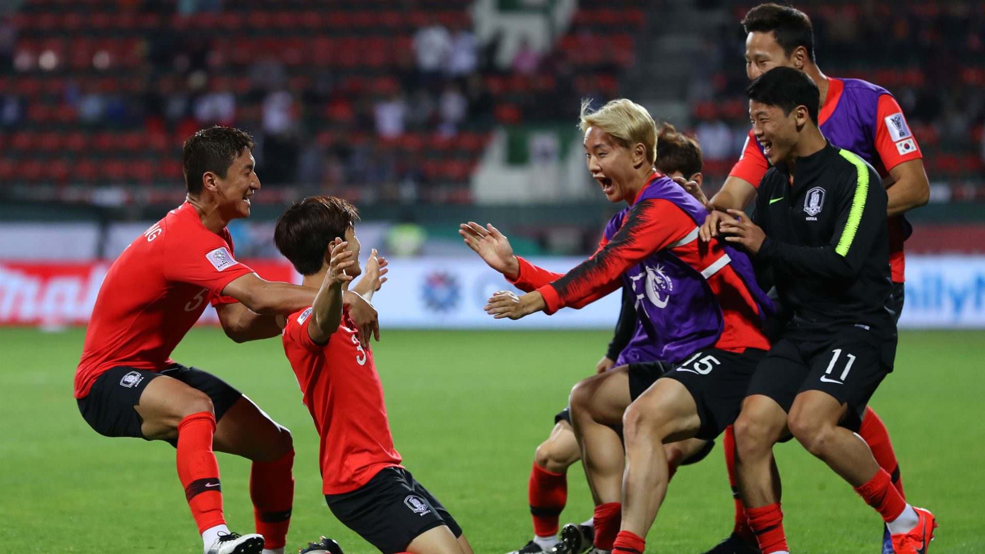 South Korea v Qatar: Bento calls for clinical quarter-final performance