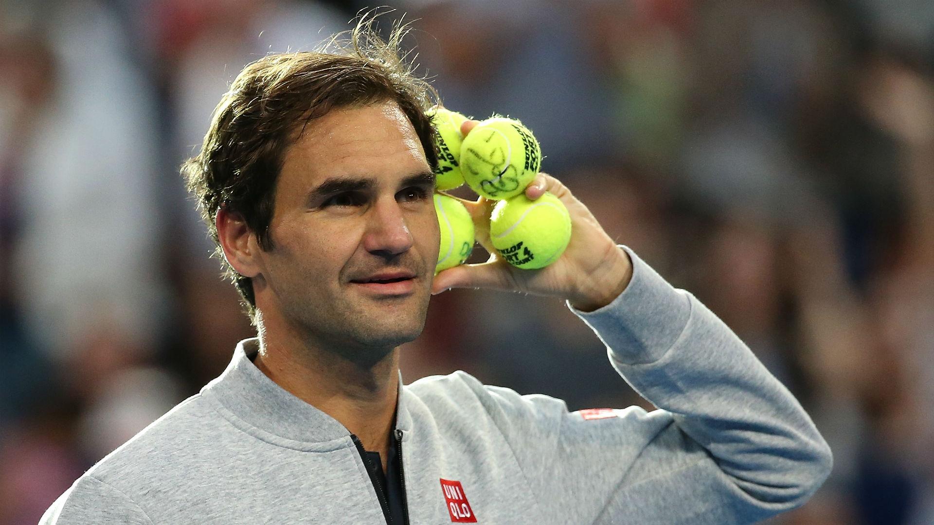 Federer Sends Switzerland Into Hopman Cup Final Tennis News