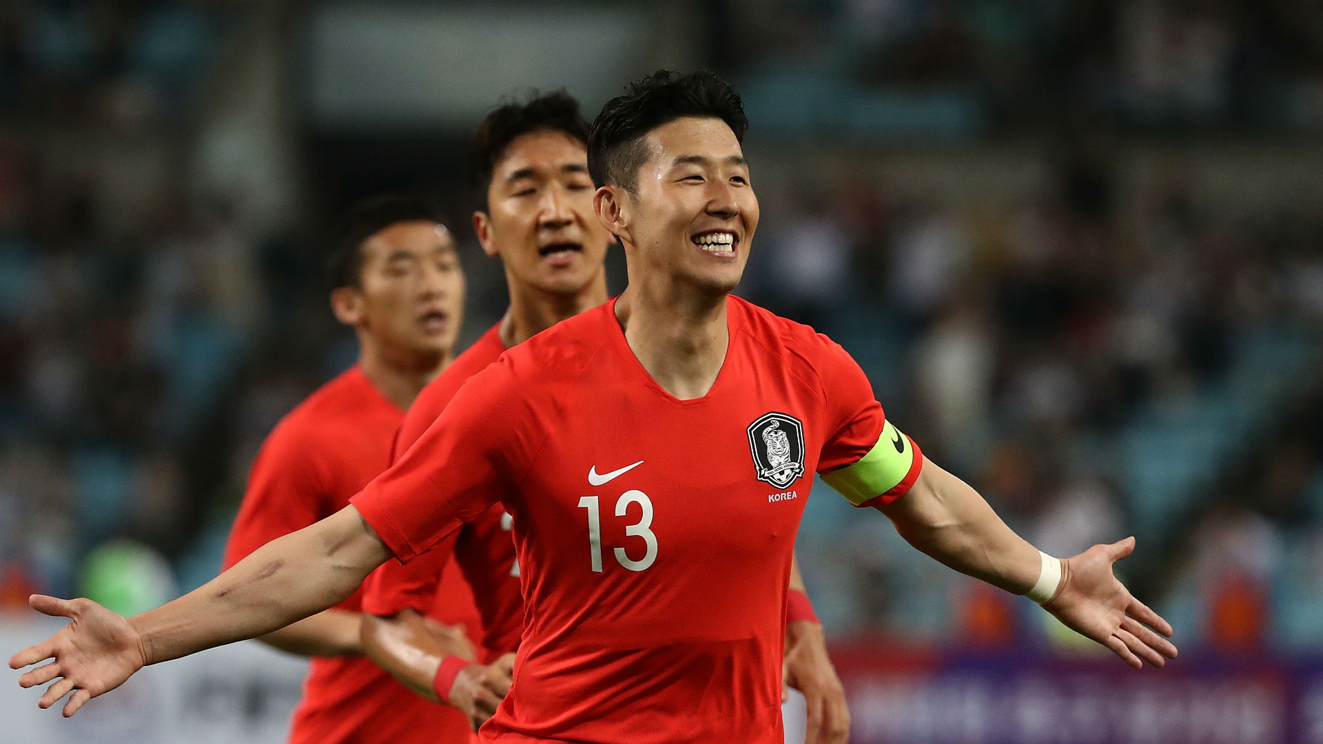 2019 Asian Cup: Son aims to continue golden period with South Korea