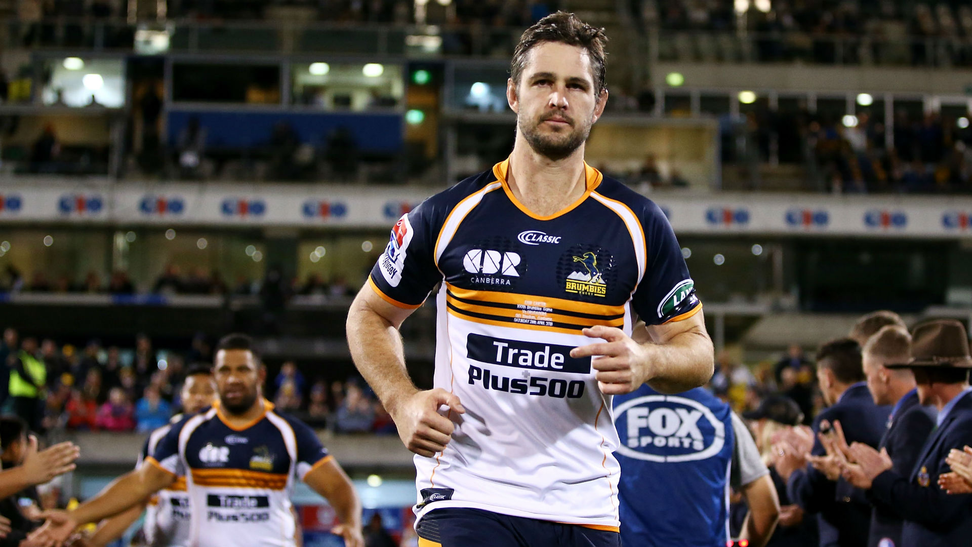Brumbies lock Carter agrees Ulster switch