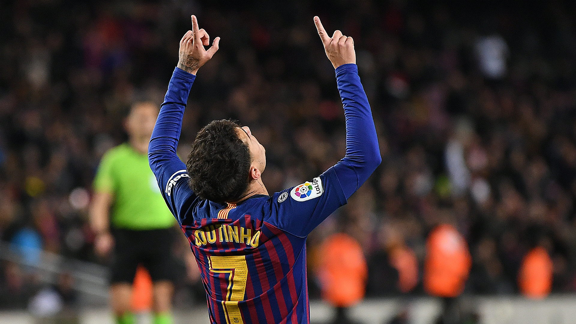 Barcelona 6 Sevilla 1 (6-3 agg): Coutinho at the double in Copa del Rey comeback