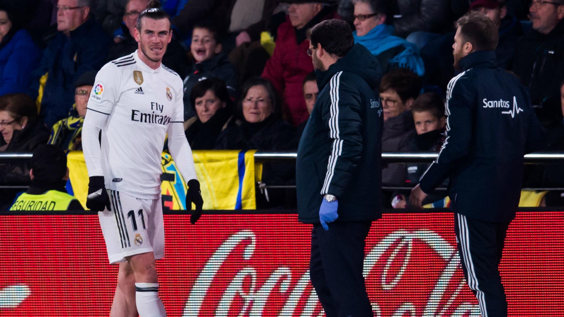Solari: Bale injury cost Madrid victory at Villarreal | LA-LIGA News