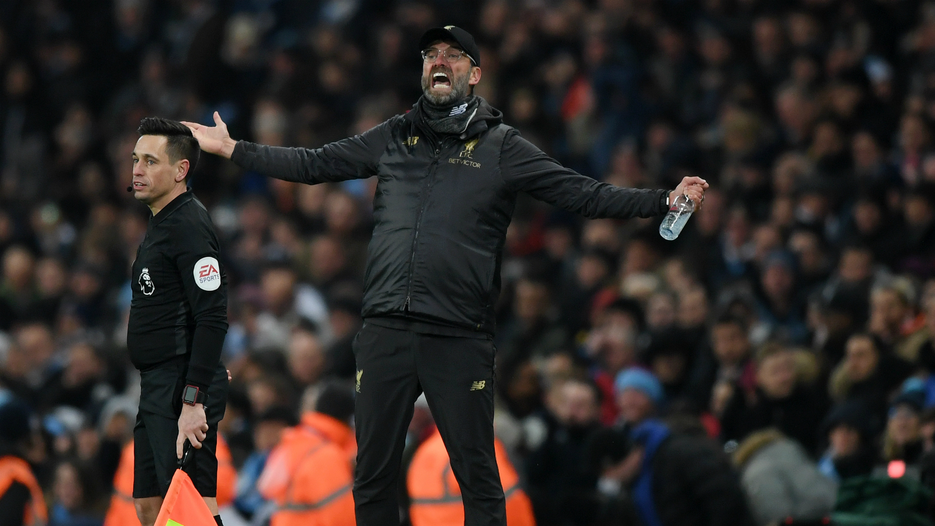 Manchester City 2 Liverpool 1 What Next For Klopp S Reds