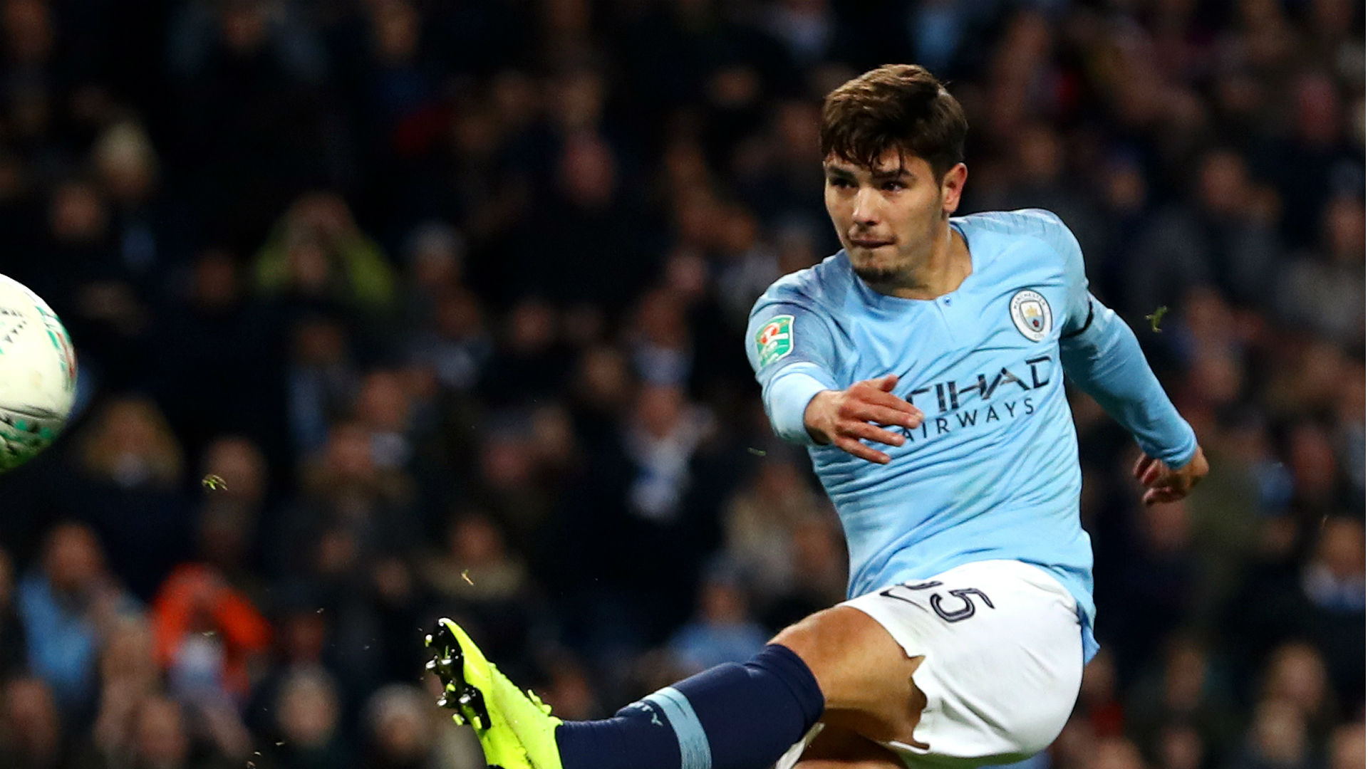 Brahim Diaz to join Real Madrid from Manchester City