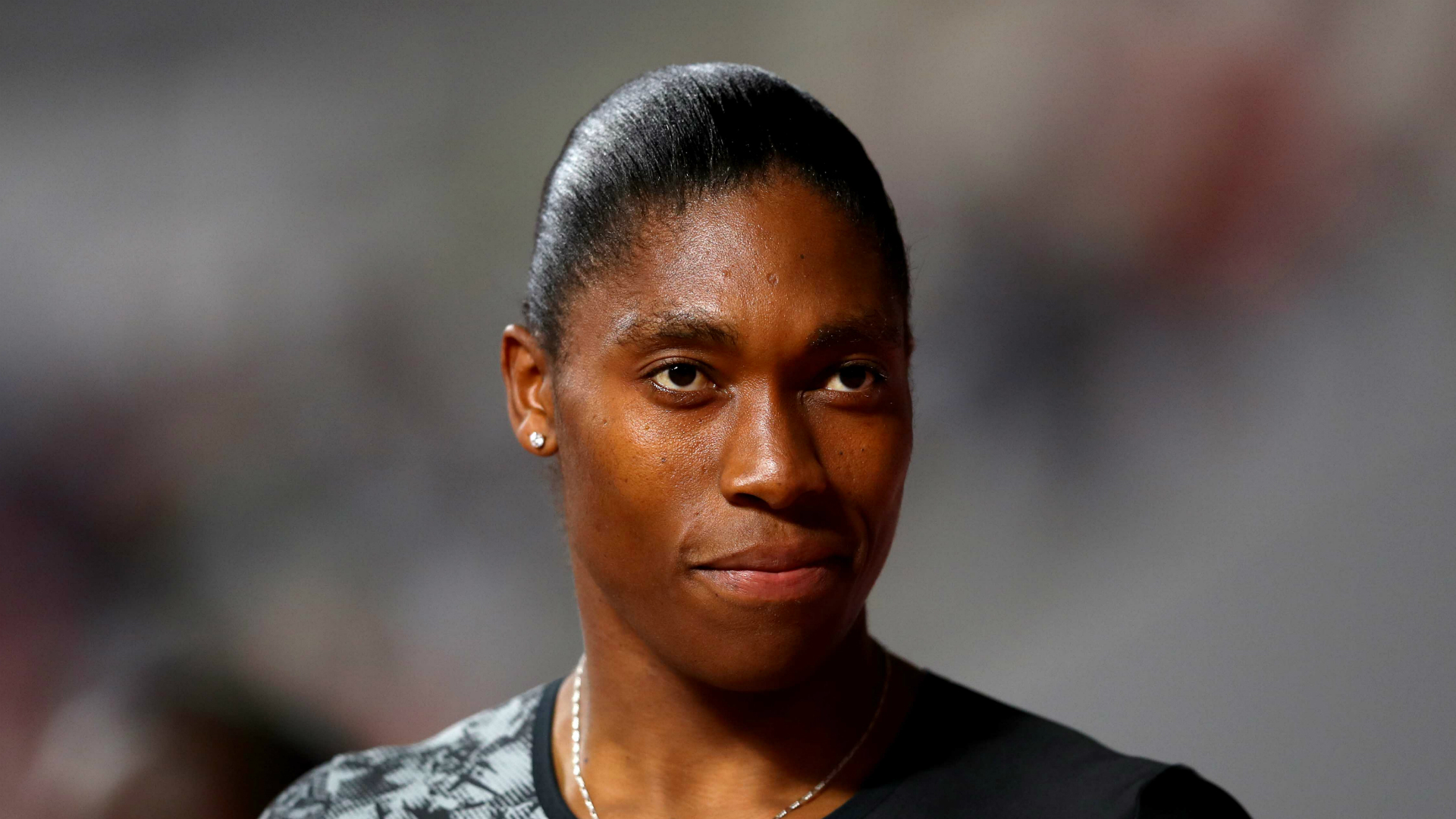 Semenya storms to Stanford victory in record time