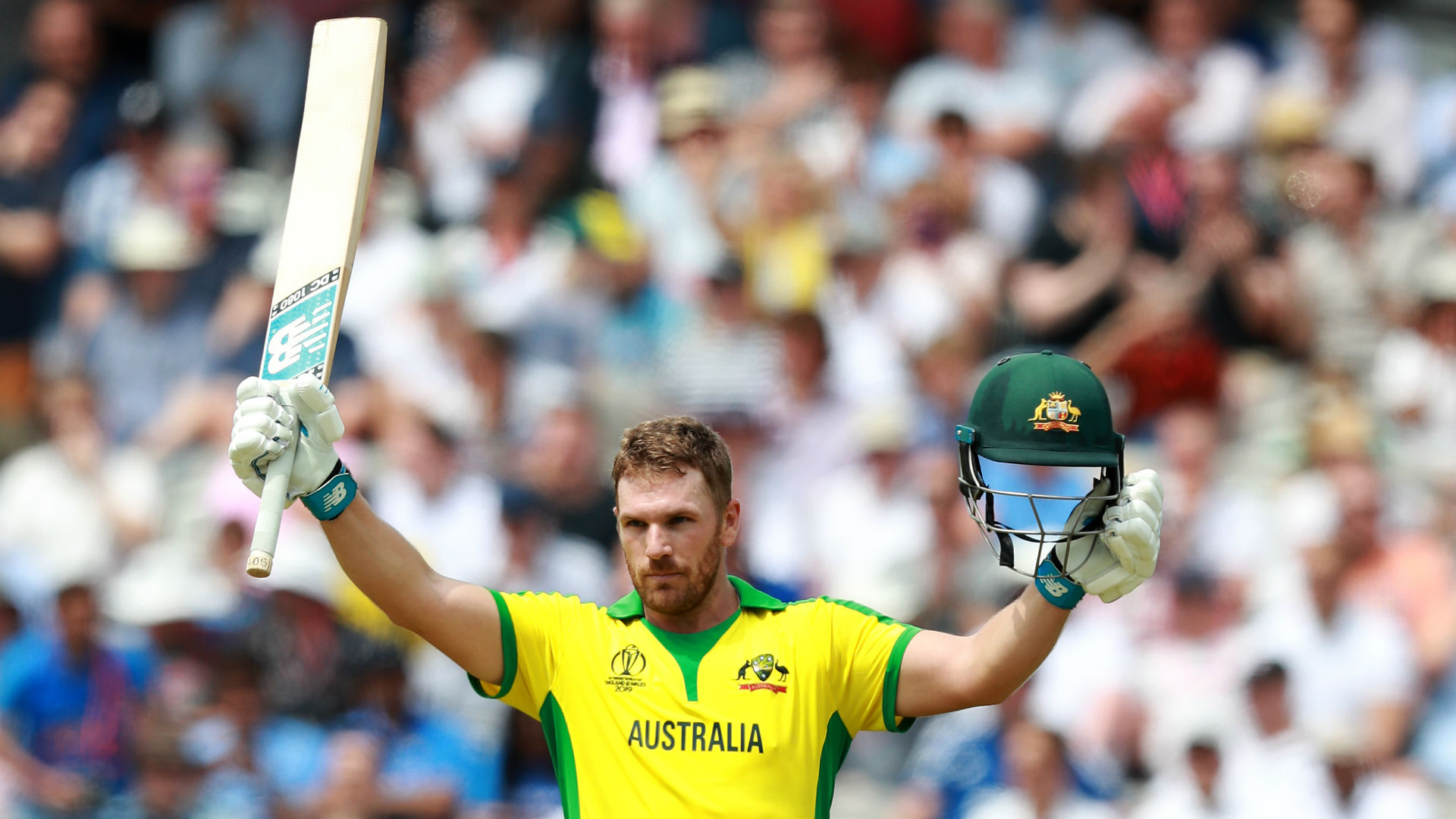 He flicked the switch - Harris hails outstanding Finch