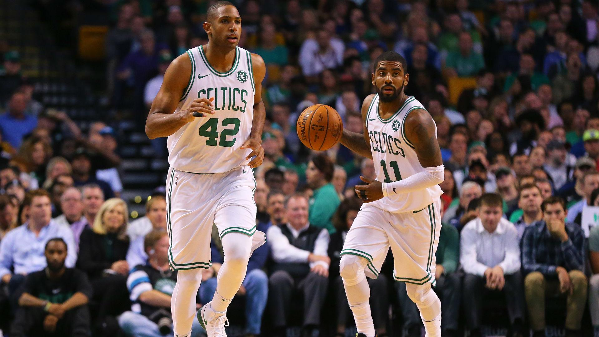 Celtics' Stevens addresses losing Irving, Horford in free agency