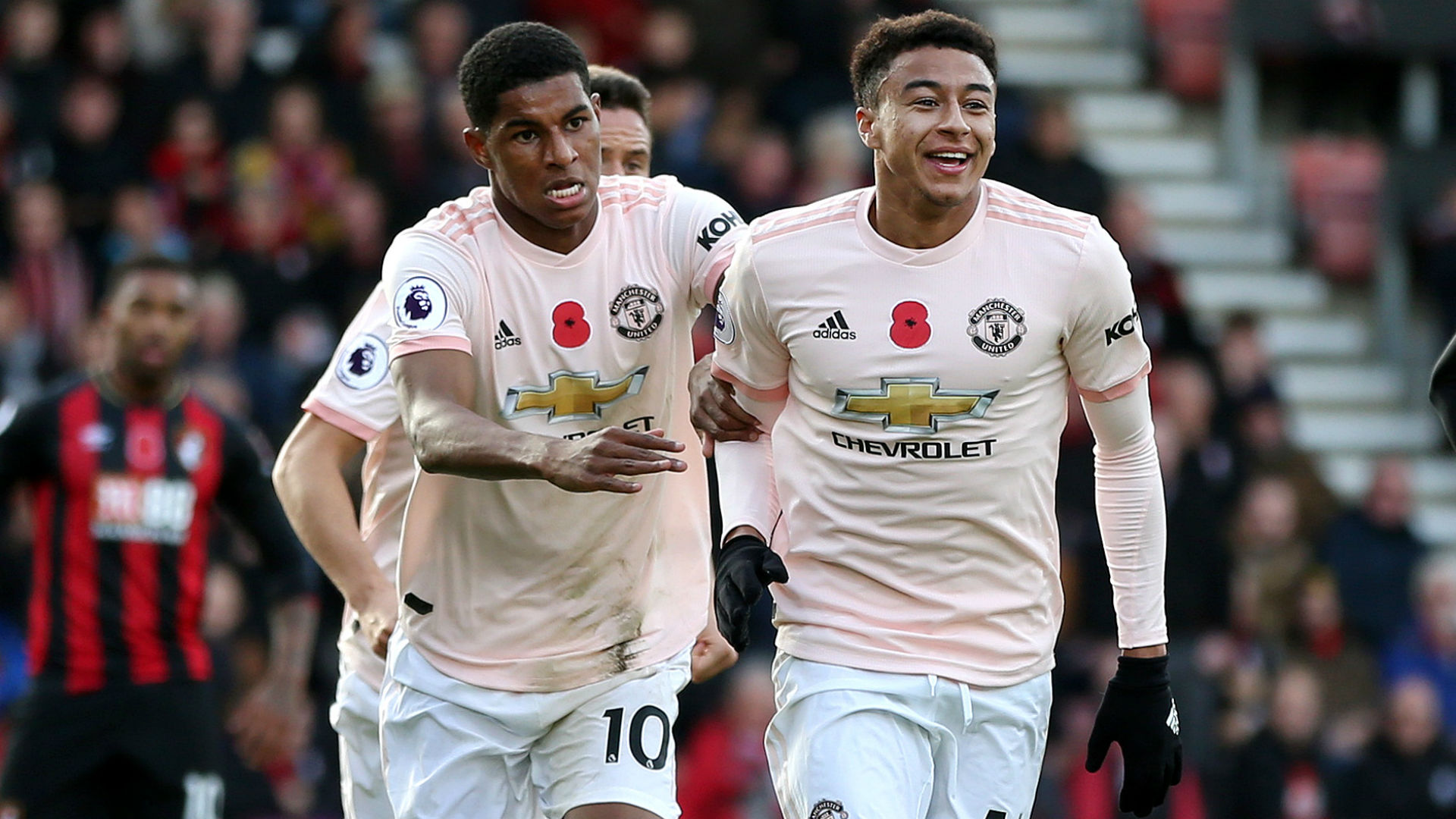 Rashford accepts Lingard's controversial holiday video was 'a mistake'
