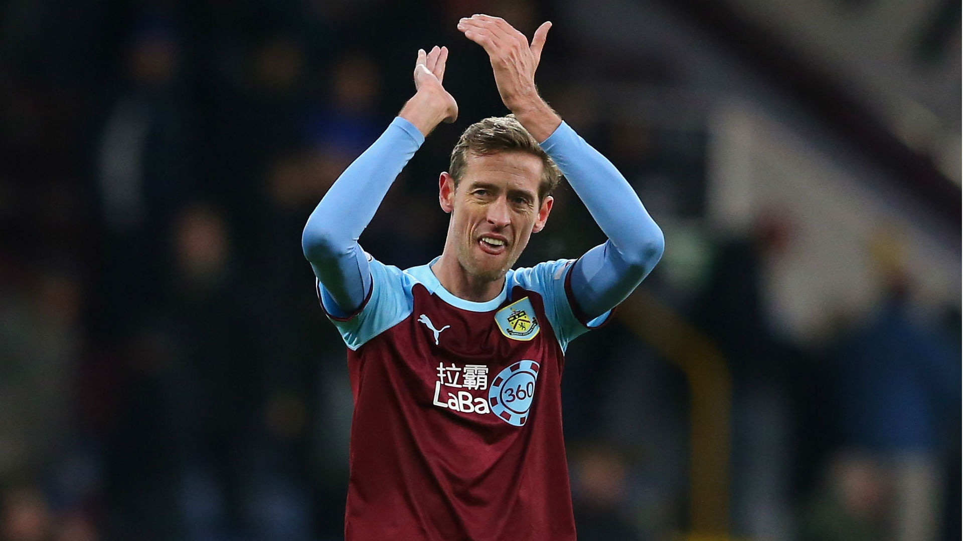 Former England, Liverpool and Spurs striker Peter Crouch retires