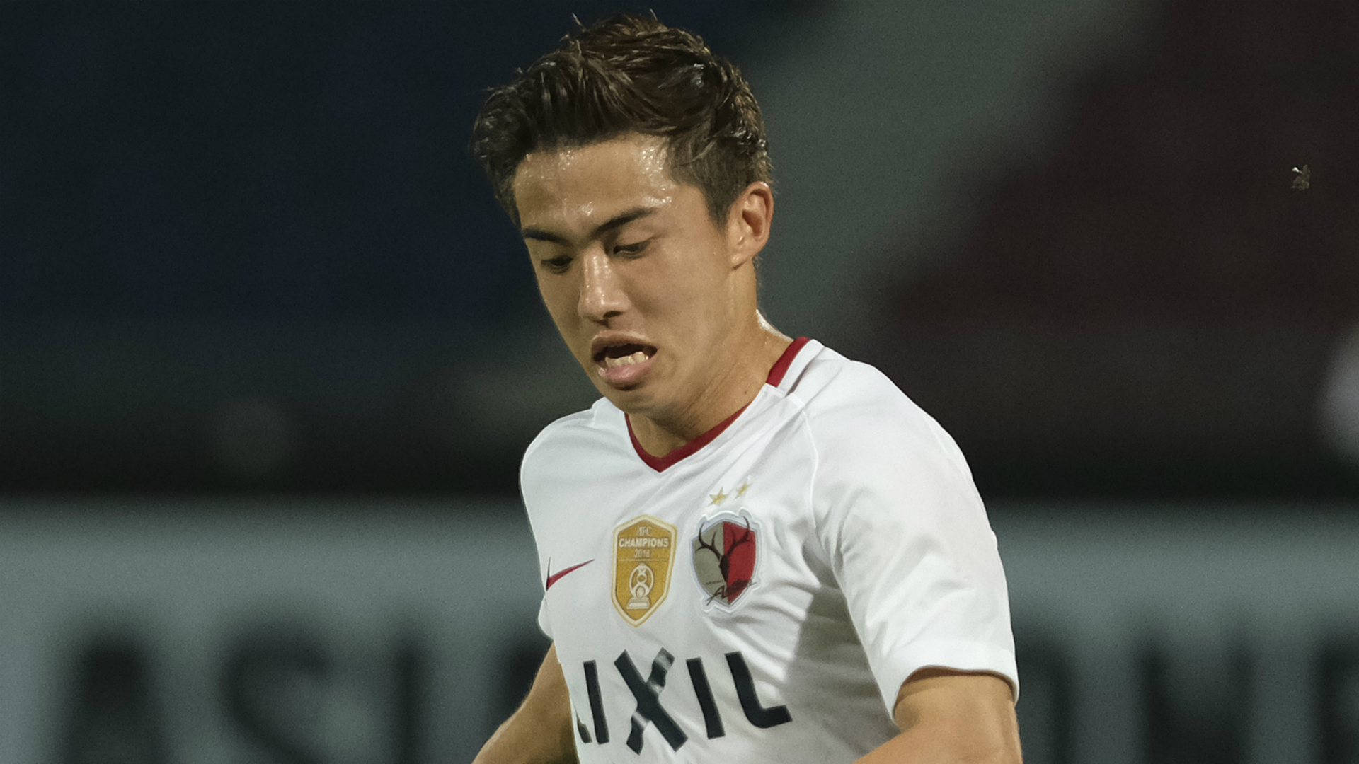 Abe to join Barcelona from Kashima Antlers