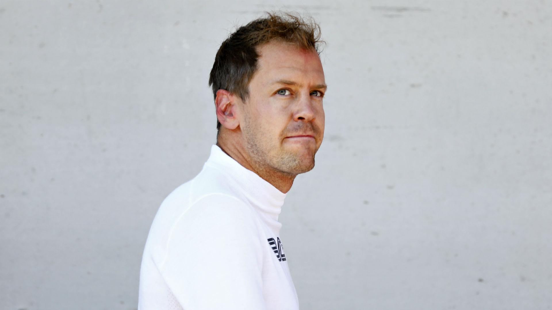 Vettel may be 'frustrated and vulnerable' at Ferrari - Ricciardo