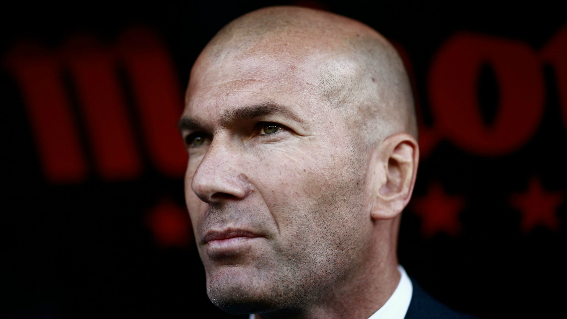 Zidane absent from Real Madrid training camp due to personal reasons