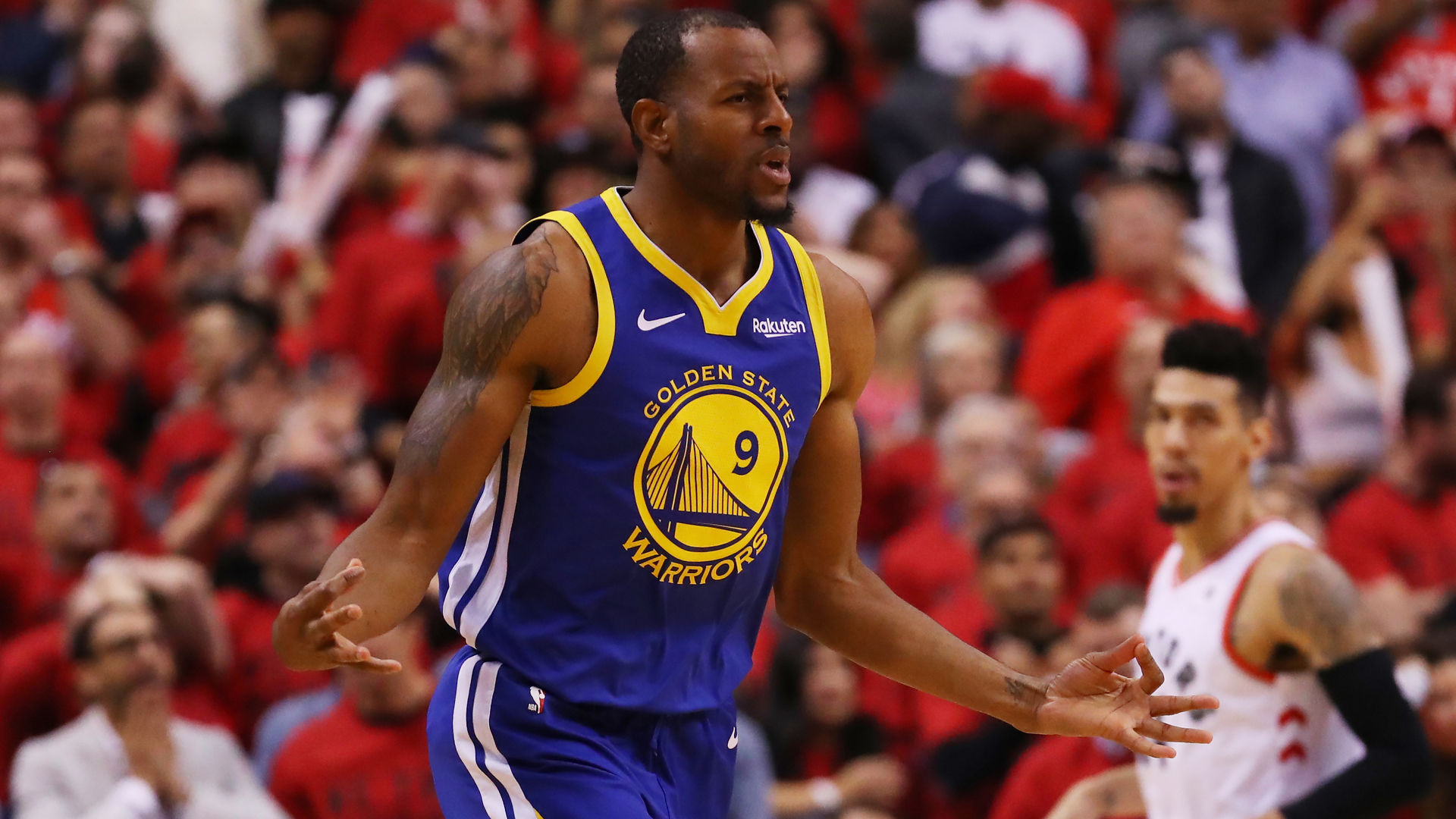 Grizzlies want to move Iguodala for first-round pick