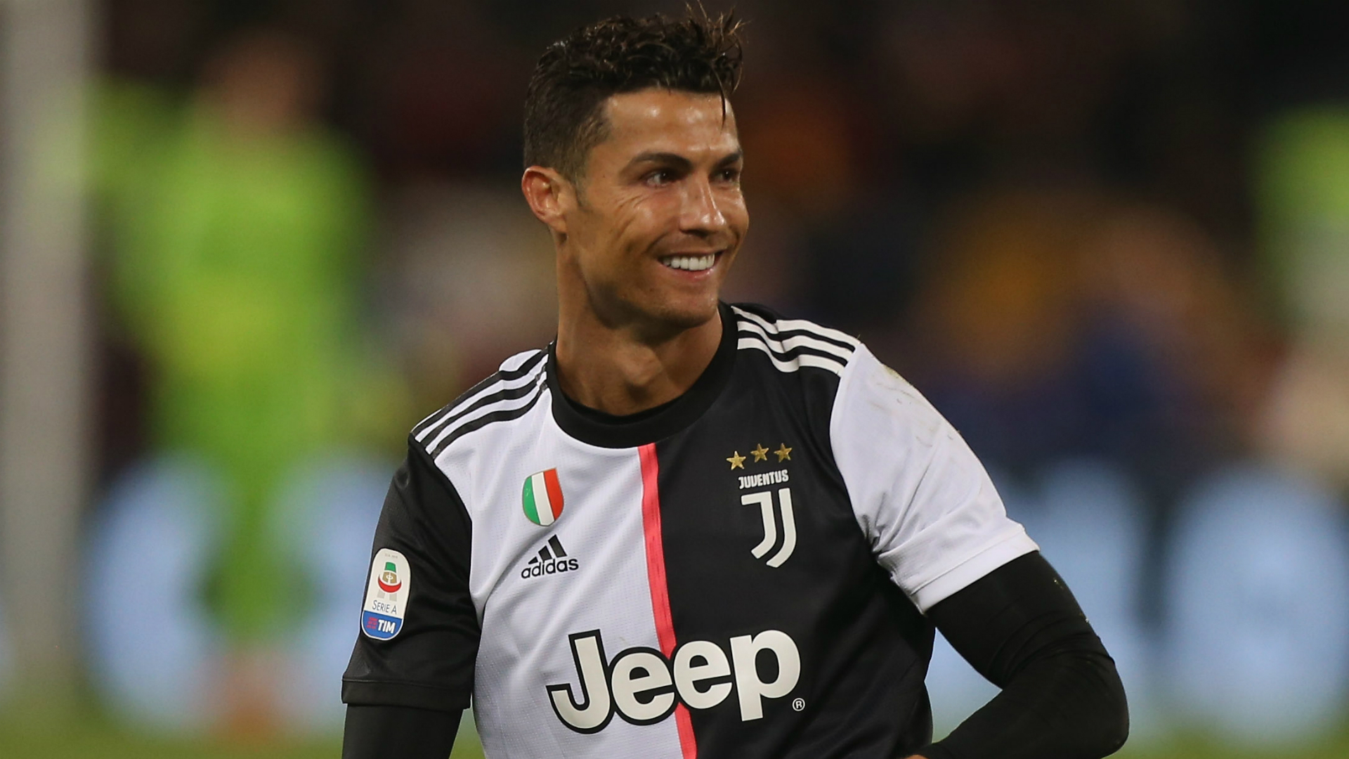 Ronaldo returns for testing ahead of second season at Juventus