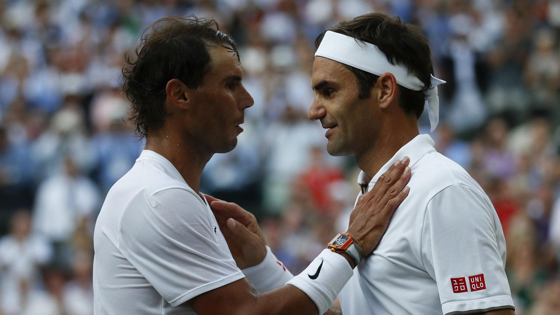 'Sad' Nadal admits Federer deserved to win