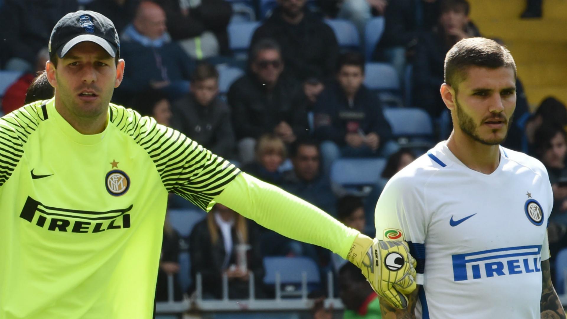 Players have duties - Inter captain Handanovic warns Icardi