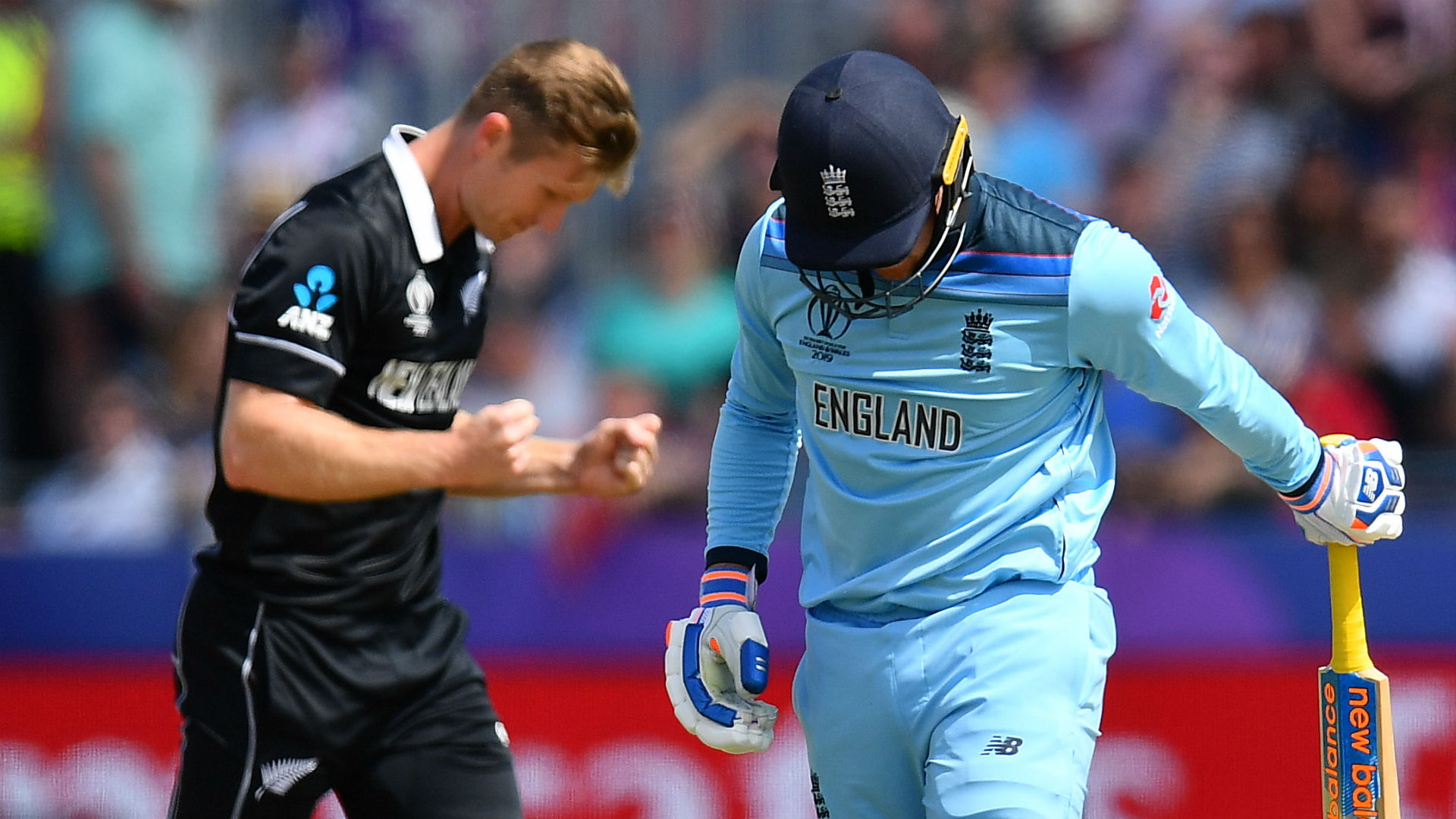 Cricket World Cup 2019: England's final with New Zealand in Opta numbers