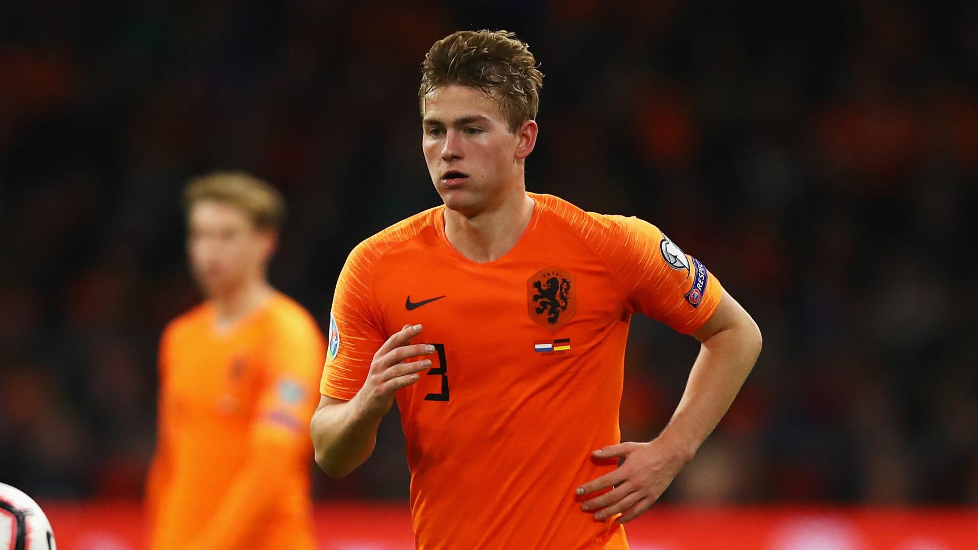 De Ligt out of Ajax tour as Juventus transfer beckons