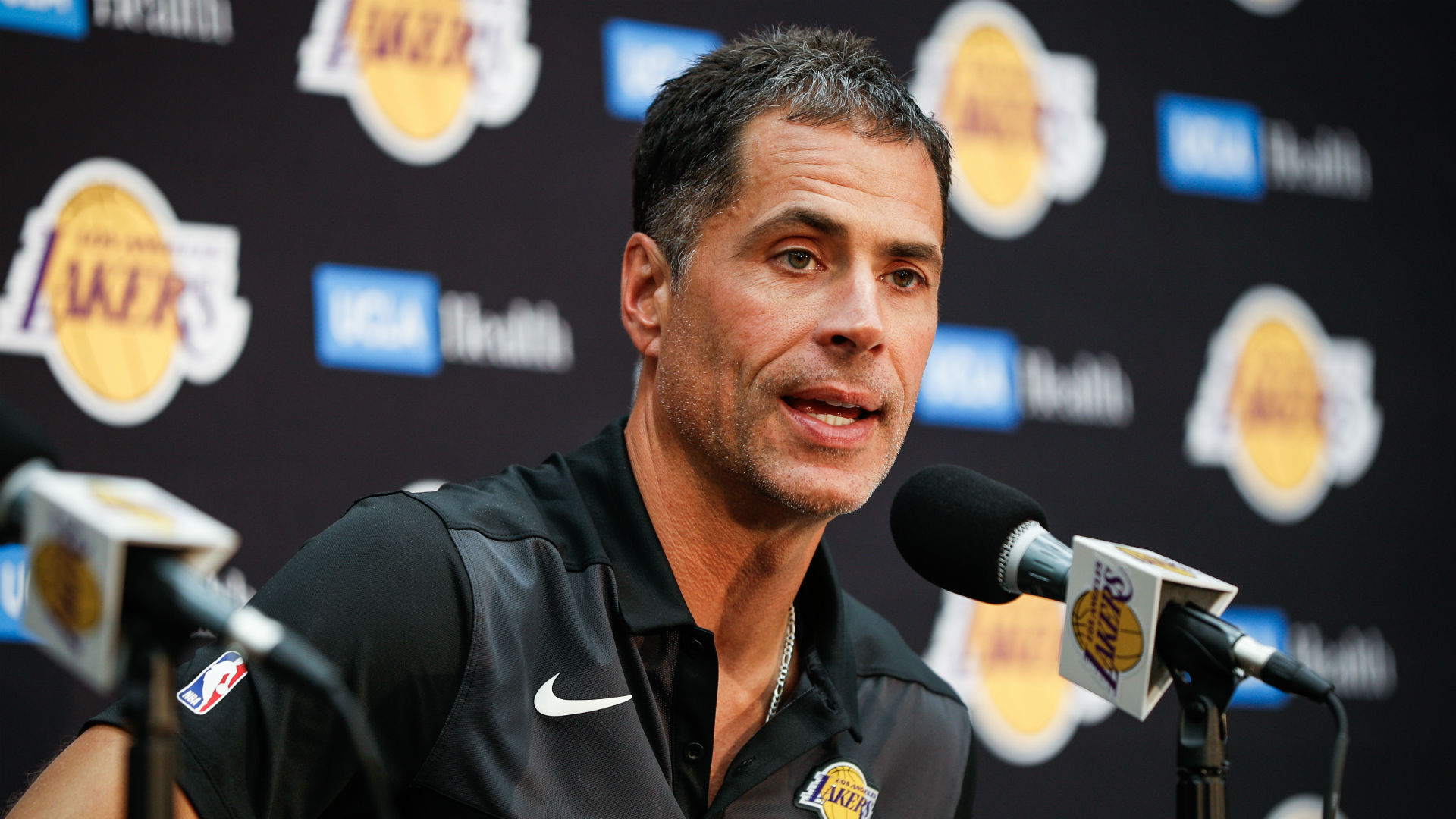 Pelinka: Anything short of a championship is not success for Lakers