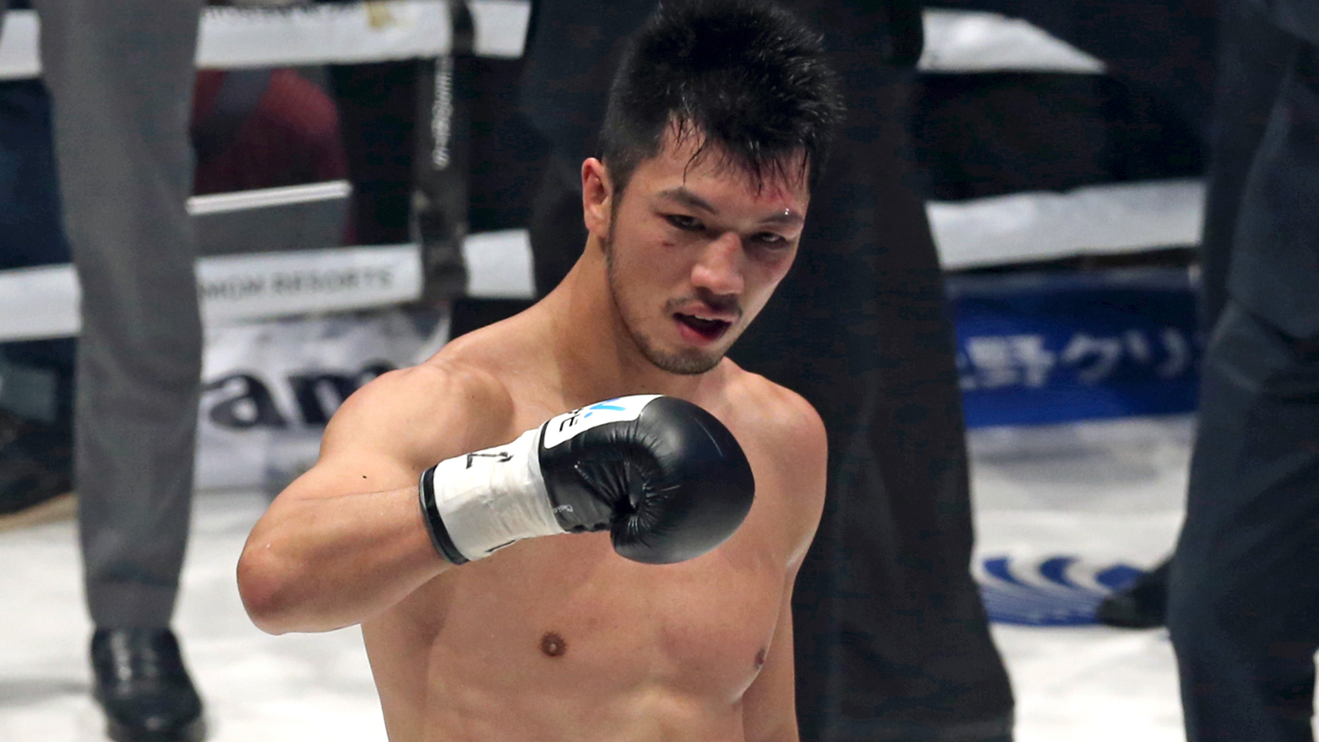 'Lucky' Murata reclaims WBA middleweight crown