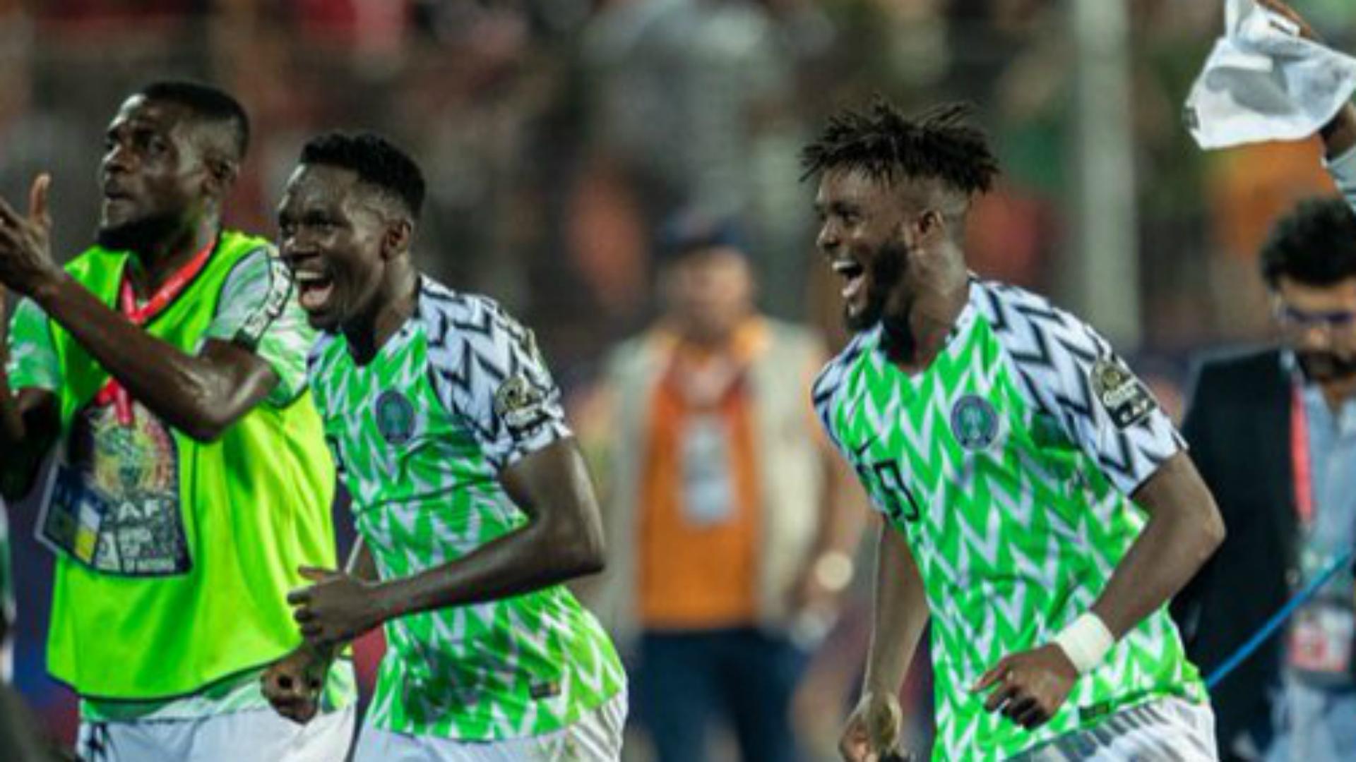 Nigeria players promised huge goal bonus ahead of AFCON semi-final