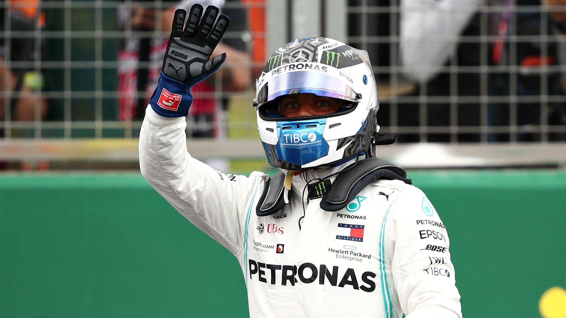 F1 Raceweek: Bottas will take title fight to Hamilton at British Grand Prix
