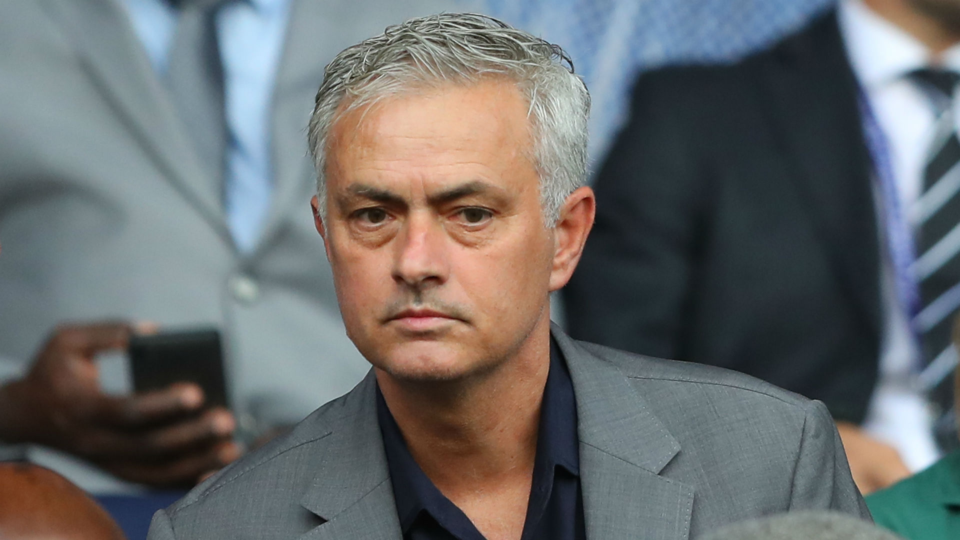 Jose Mourinho eager for return to football but only for 'right project'