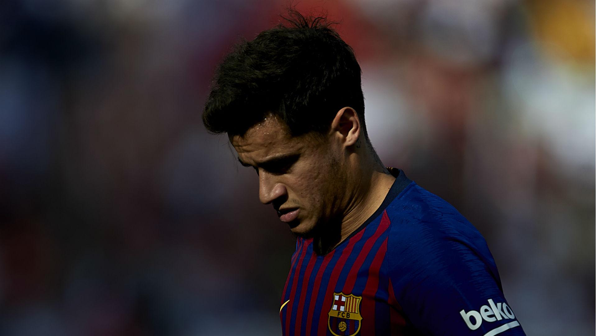 Coutinho agent accuses Barcelona of secretly plotting Neymar swap