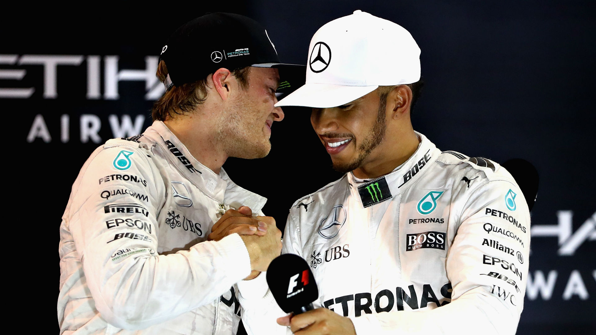 Hamilton will break Schumacher's records, predicts Rosberg