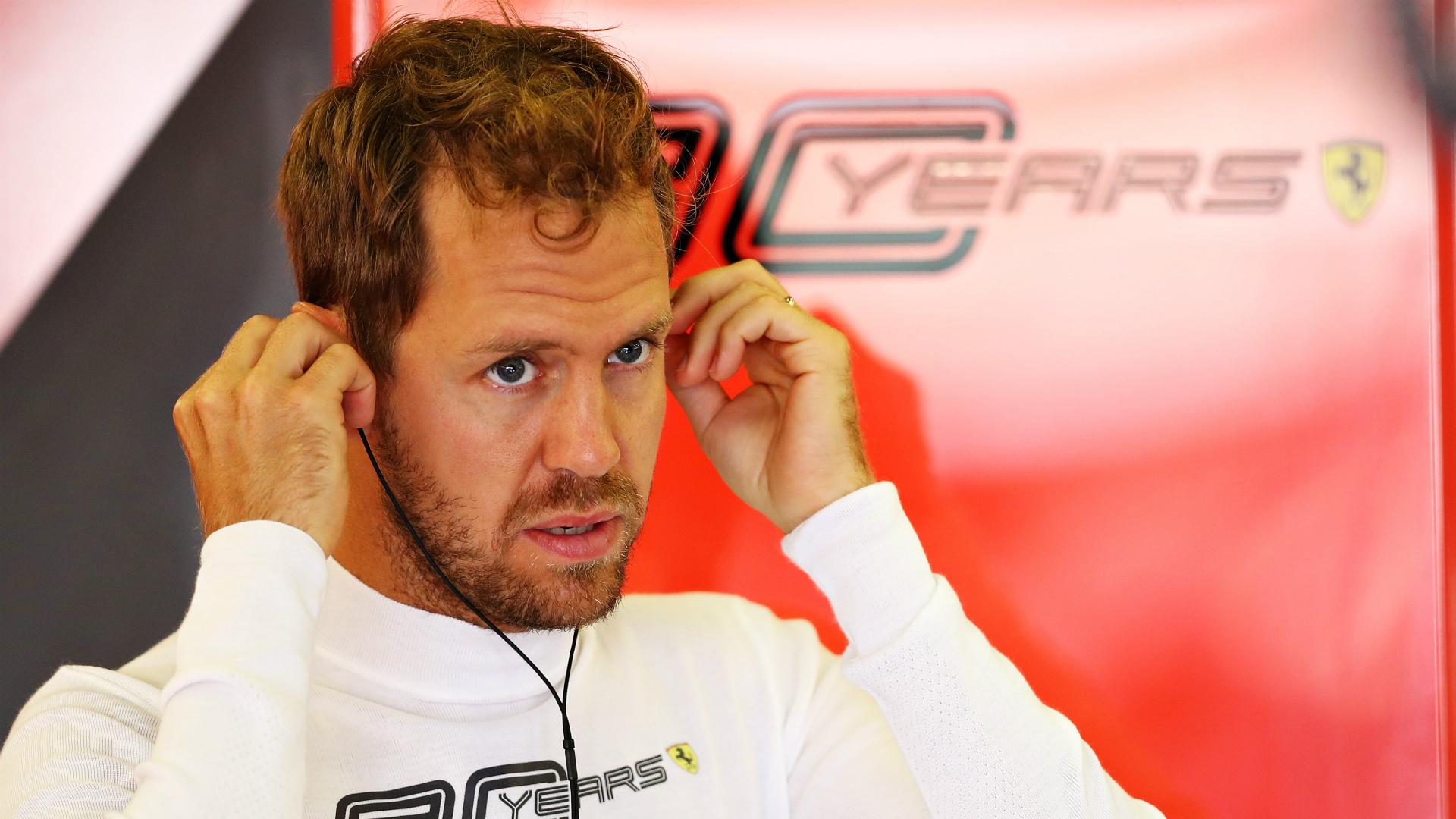 At least I took part! – Vettel after latest qualifying struggles
