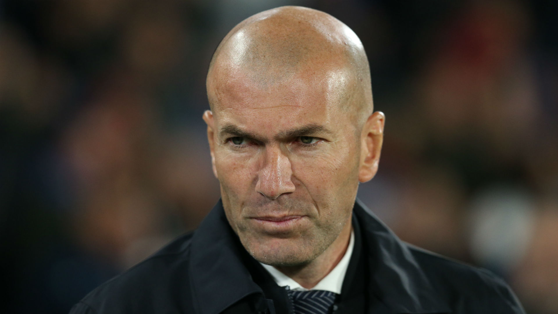 Real Madrid confirm death of Zidane's brother