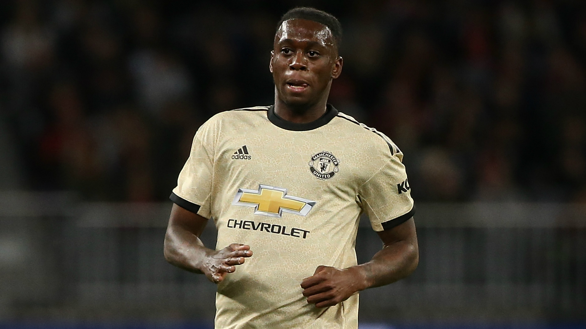 Zaha gave Wan-Bissaka advice after joining Manchester United