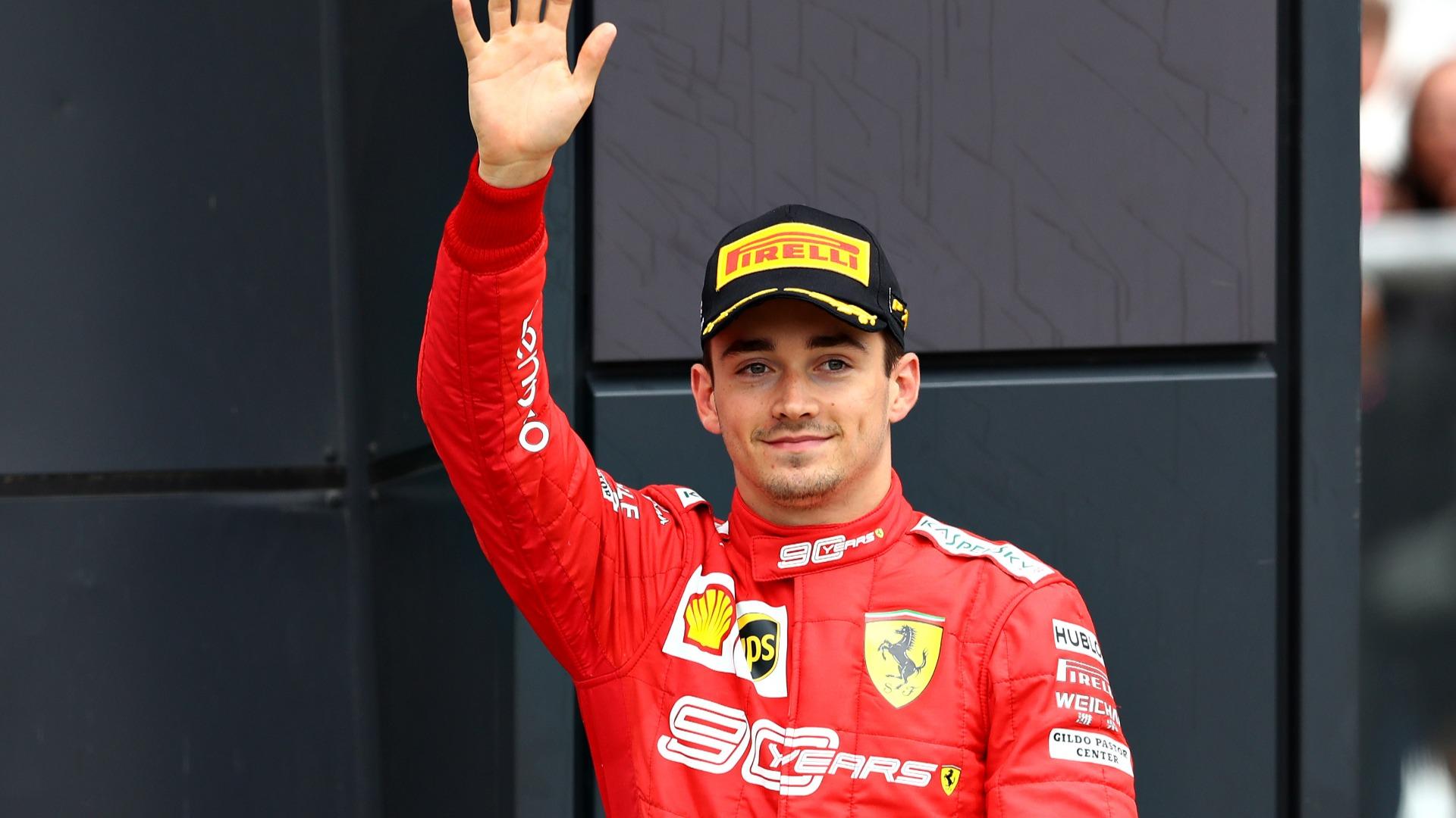 F1 Raceweek: Leclerc emerging from Vettel's shadow in tumultuous Ferrari season